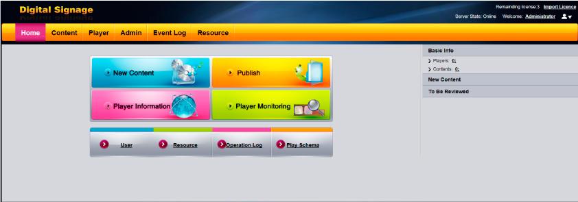 screen program